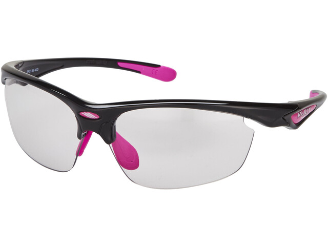 Rudy Project Stratofly SX Glasses photoclear Women, zwart